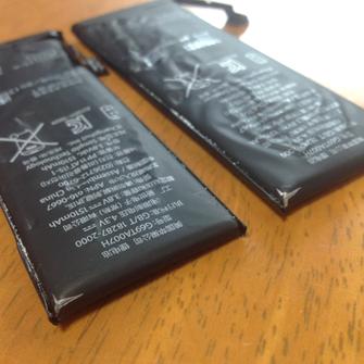 バッテリーの劣化 膨張