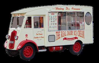 Mobile Food Trucks auch auf der Hochzeit?