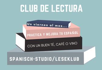 Leseklub auf Spanisch Club de lectura