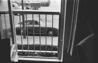 Piet zijn eerste Porsche 356 A