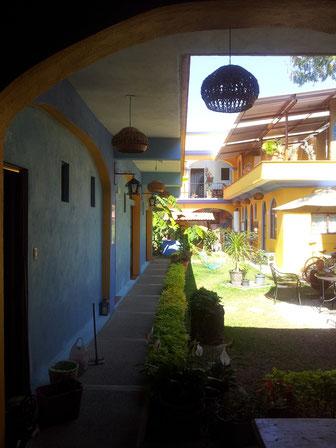 Azul Cielo in Oaxcaca