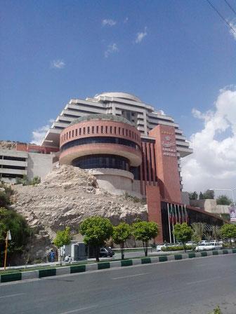 Отель Шираз