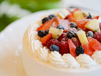 堀田洋菓子店 低糖質バースデーケーキ