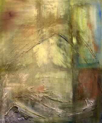 BDL 1402, Acryl auf Leinwand 120 x 100 cm