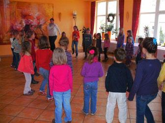 1. Probe - Kinderchor Münnerstadt - 2013