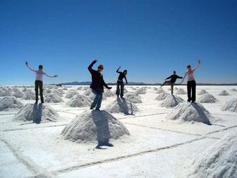 Paititi-Tours Salar de Uyuni Bolivien
