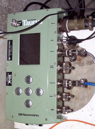 Fig. 2. Digitalizzatore Taurus