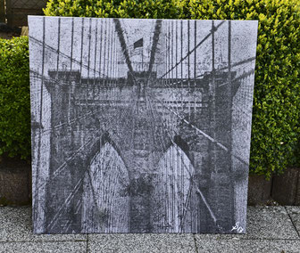 """(c) Divo Santino 2017 """"NYC Night"""""""