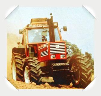 Fiatagri 180-90 DT Turbo