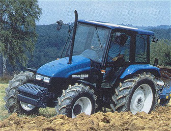 NH Ford 5635