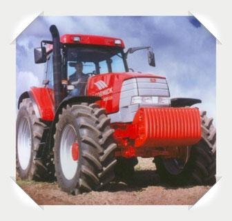 Mc Cormick MTX 175 Traktor