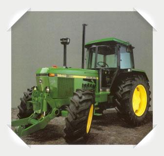 John Deere 3640 Traktor