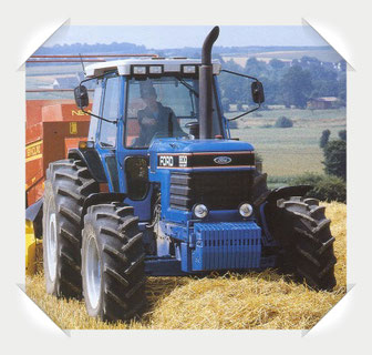 Ford 8830 Traktor
