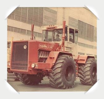 Kirovetz K-710 Traktor