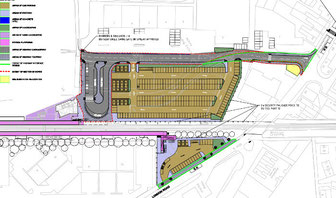 Layout plans for the new Bicester Town station.  Click to download.