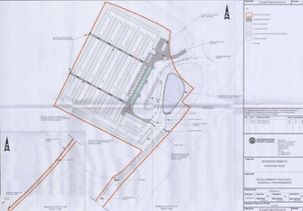 The scheme's plan.  A combined bus interchange during the week for commuters into Oxford and at weekends additional parking for Bicester Village shoppers.  Funded in majority by the taxpayer.