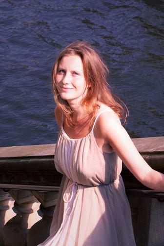 Asja Bonitz, Kinderbuchautorin aus Berlin.