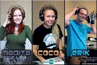 Erik, Coco & Madita