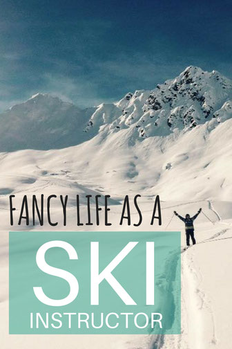 how to be a ski instructor