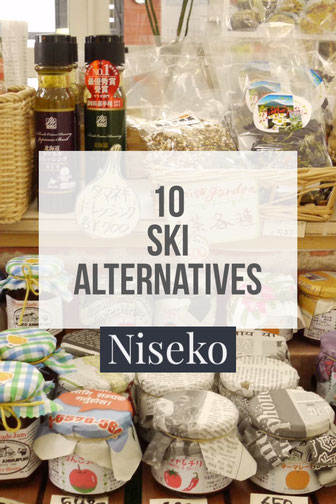 10 Ski Alternatives Niseko
