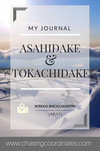 Asahidake and Tokachidake blog
