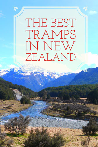 best hikes in New Zealand