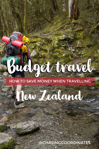 how to save money travelling New Zealand