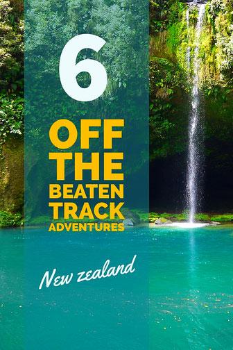 off the beaten track adventures, New Zealand