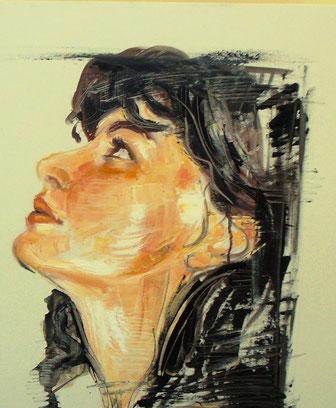 Ritratto di Stefano Colangeli - Pittore