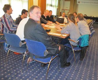 Gründungsversammlung des Deutschen Backgammon-Verband