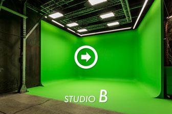 廃墟スタジオ【Studio B】