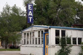 Maid-Rite, now closed, Macomb, IL