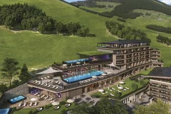 Das EDELWEISS - Salzburg Mountain Resort, GenussWirt der GenussRegion Großarltaler Bergbauernkäse