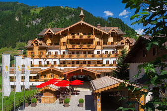 Hotel Grossarler Hof, GenussWirt der GenussRegion Großarltaler Bergbauernkäse