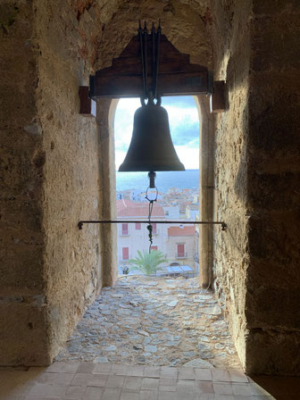 Italien, Sizilien, Sehenswürdigkeit, Cafalú, Kreidefelsen, Kalkfelsen, Kirche, Chiesa de Cefalú, Exkursion