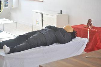 The Dead Of Otto Von Bismarck,Performance,Christian Etongo,2016,Herlev,Denmark