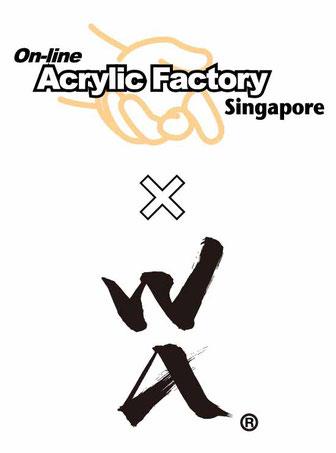 Acrylic Factory Singapore x WA