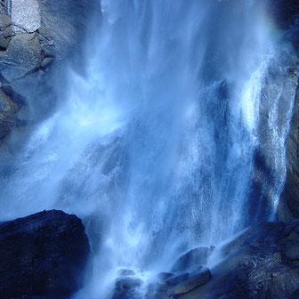 Bild Wasserfall