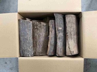 広葉樹のミックス材 梱包イメージ