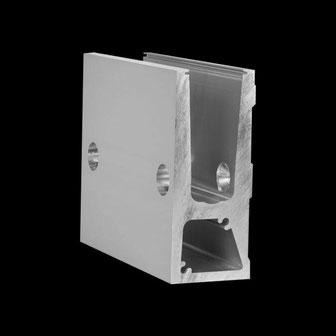 U-Seitenprofil TL-6031 (2.0 kN)