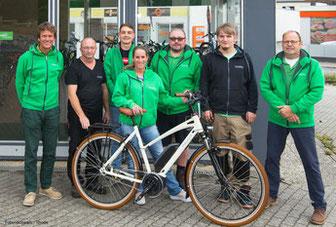 Das e-motion e-Bike Team aus Schleswig heißt Sie herzlich willkommen!