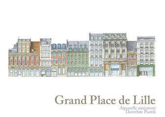 Lille, 59000, place charles de gaulle, furet du nord, grand place lille, monuments lille, architecture lille