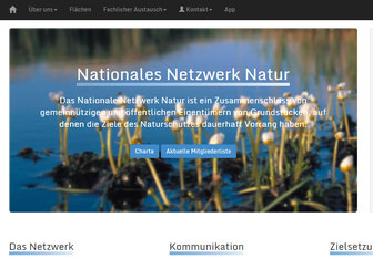 Nationales Netzwerk Natur