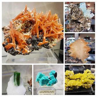 Kristalia Mineral Expos Salon Montpellier 2021