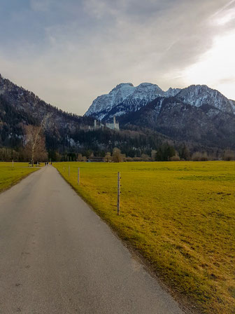 Wanderung Tegelberg Silvester Drehhütte