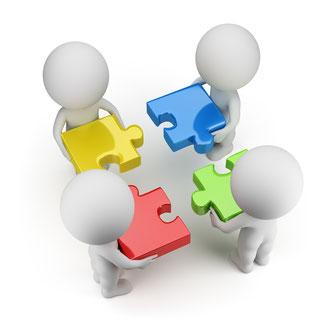 Team, Zusammenhalt, Praxisteam