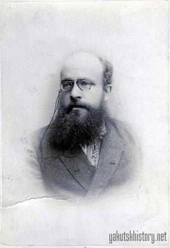 Стеблин-Каменский Ростислав Андреевич. 1894 г.
