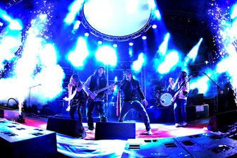 Liveband Living Planet - Eine der erfolgreichsten Partybands Deutschlands.