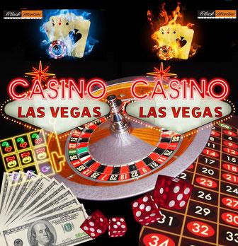 Casino vegas mesas de casino y fiesta temática