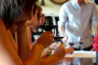 Dégustation de vin de Pomerol